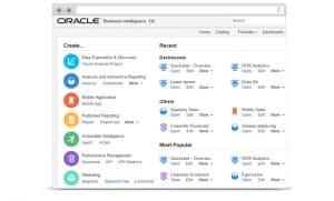 Nowe rozwiązanie business intelligence od Oracle - OBIEE 12c
