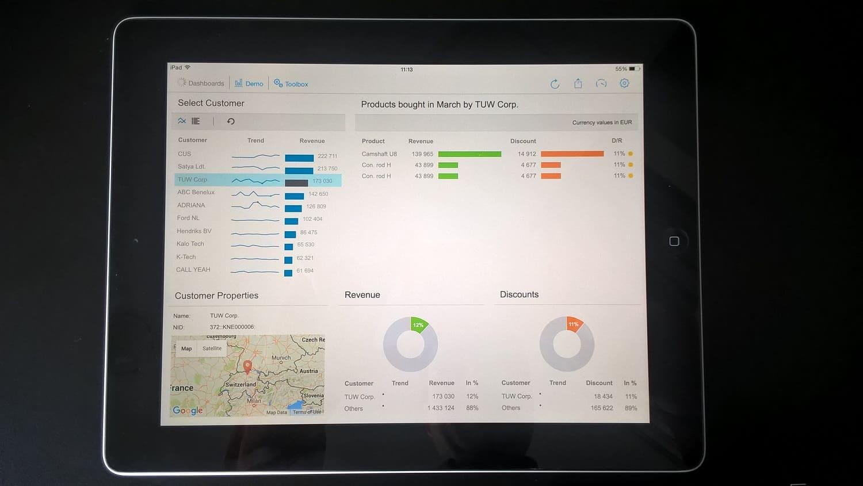 Infor BI 11.1 Dashboards już w AppStore oraz na Google Play-3
