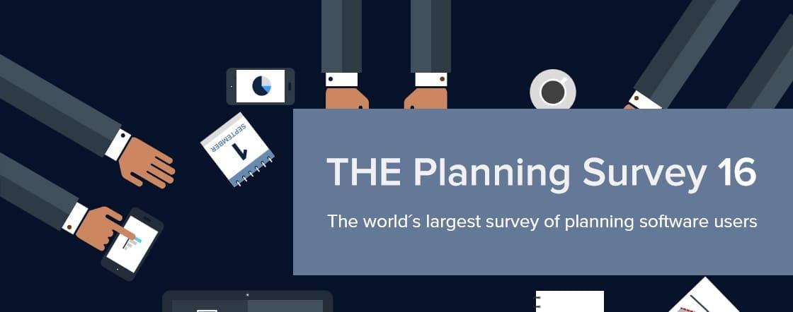 Raport BARC - The Planning Survey 16