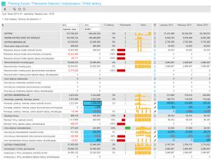 Infor d/EPM – Planowanie finansów i budżetowanie