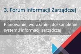 3 forum informacji zarządczej