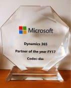 Codec partnerem roku Dynamics 365