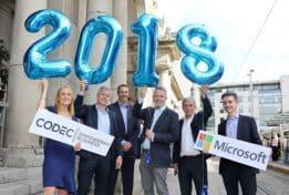 Codec partnerem roku Microsoft w Irlandii